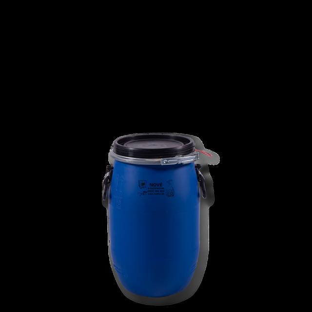 Uzatváratelný plastový sud 30 litrov